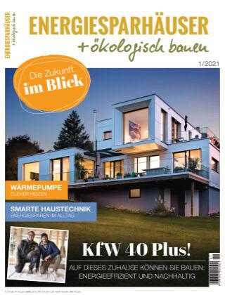 Energiesparhäuser + ökologisch bauen 1/2021