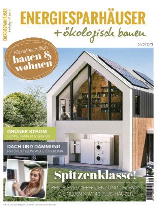 Energiesparhäuser + ökologisch bauen 2/2021