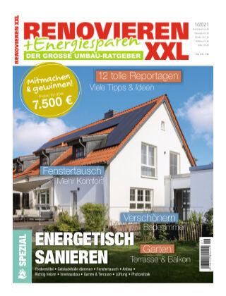 Renovieren + Energiesparen 1/2021