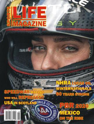 Sports Life Magazine Feb-Mar 2020
