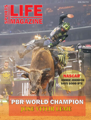 Sports Life Magazine Dec. - Feb. 2020