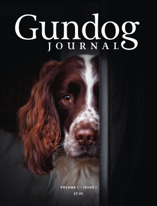 Gundog Journal Issue I