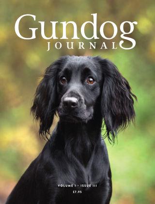 Gundog Journal Issue III