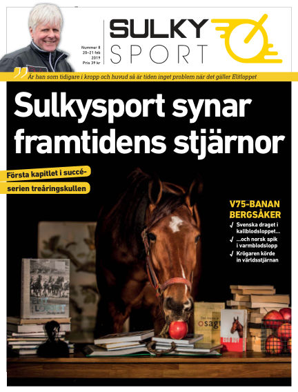 SULKYSPORT (Inga nya utgåvor) February 20, 2019 00:00