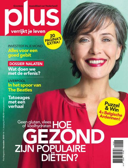 Plus Magazine October 26, 2018 00:00