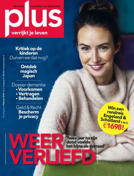 Plus Magazine January 19, 2018 00:00