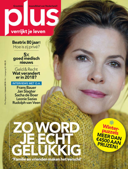 Plus Magazine December 22, 2017 00:00
