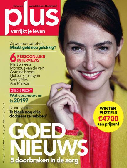 Plus Magazine December 21, 2018 00:00