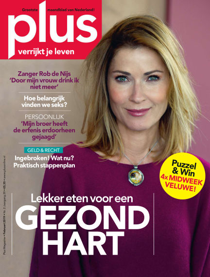 Plus Magazine January 25, 2019 00:00
