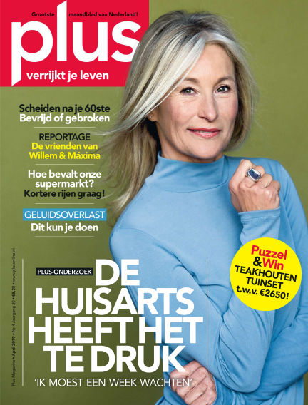 Plus Magazine March 22, 2019 00:00