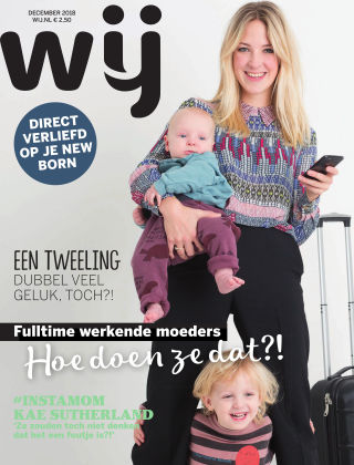 WIJ magazine December 2018