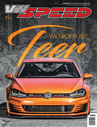 VW SPEED 01/2019