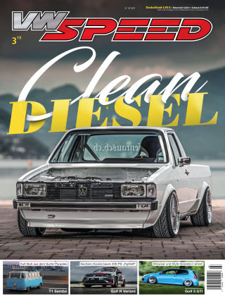 VW SPEED 03/2019