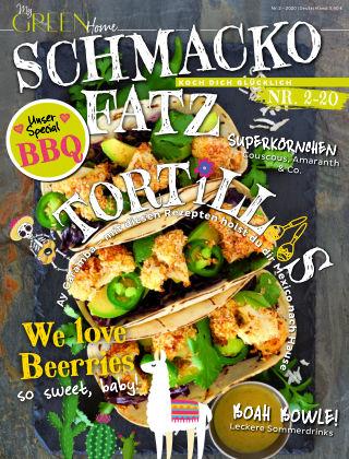 Schmackofatz - Koch dich glücklich 2/2020