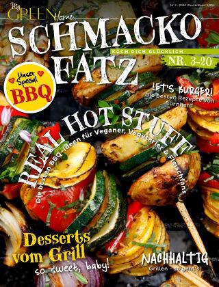 Schmackofatz - Koch dich glücklich 3/2020