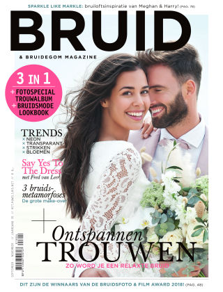 Bruid & Bruidegom 4-2018