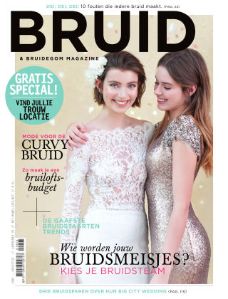 Bruid & Bruidegom 3-2018