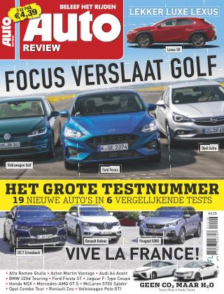 Auto Review 11 2018
