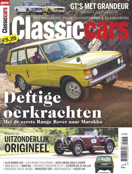 Classic Cars July 24, 2018 00:00
