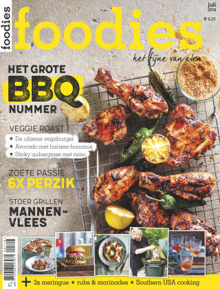 foodies - NL 07-2018