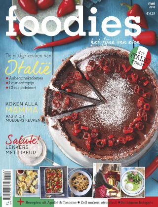 foodies - NL 05-2018