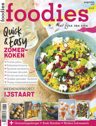 foodies - NL 08-2018