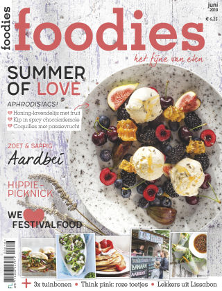 foodies - NL 06-2018