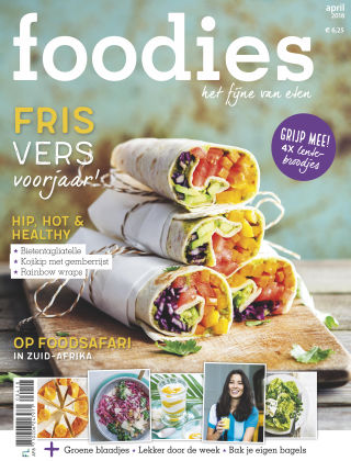 foodies - NL 04-2018