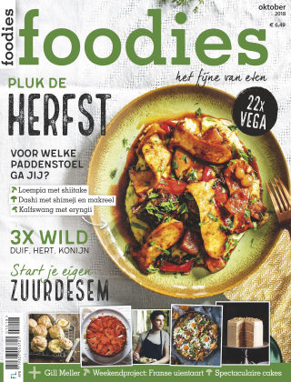 foodies - NL 10-2018