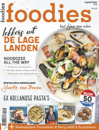 foodies - NL 09-2018