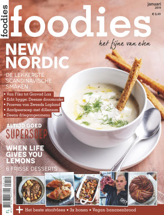 foodies - NL 01-2019