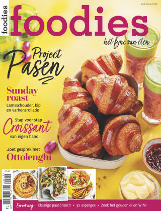 foodies - NL 04-2019