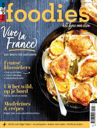 foodies - NL 10-2020