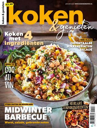 koken & genieten 01-2020