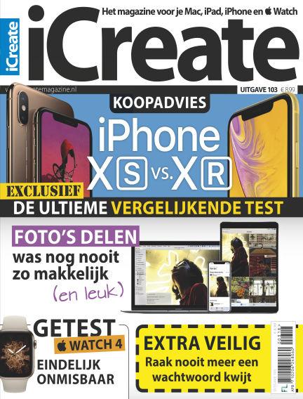 iCreate - NL November 06, 2018 00:00