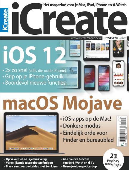 iCreate - NL June 19, 2018 00:00