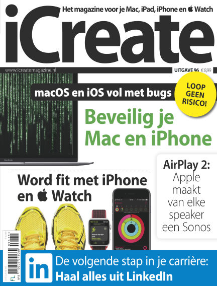 iCreate - NL March 06, 2018 00:00