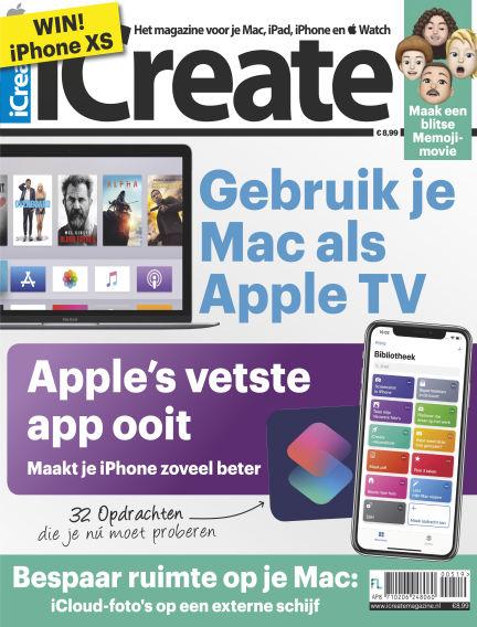iCreate - NL January 29, 2019 00:00