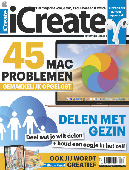 iCreate - NL March 05, 2019 00:00