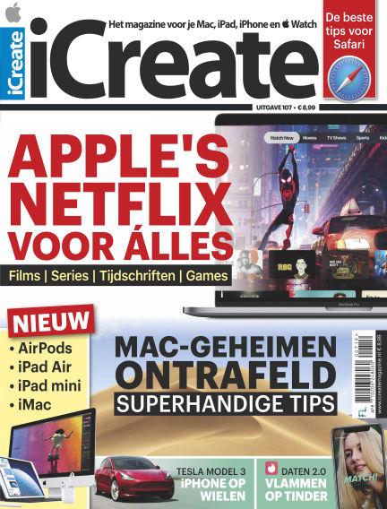 iCreate - NL April 09, 2019 00:00