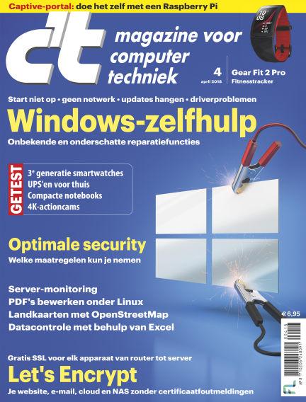 c't magazine March 20, 2018 00:00