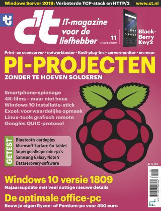 c't magazine 11-2018