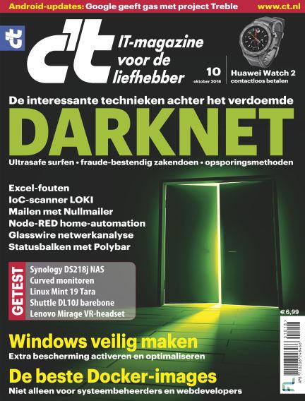 c't magazine September 11, 2018 00:00