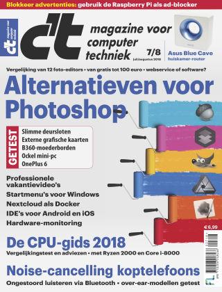 c't magazine 07-08-2018