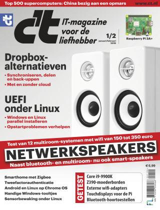 c't magazine 0102_2019