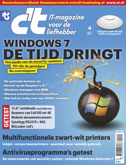 c't magazine March 12, 2019 00:00
