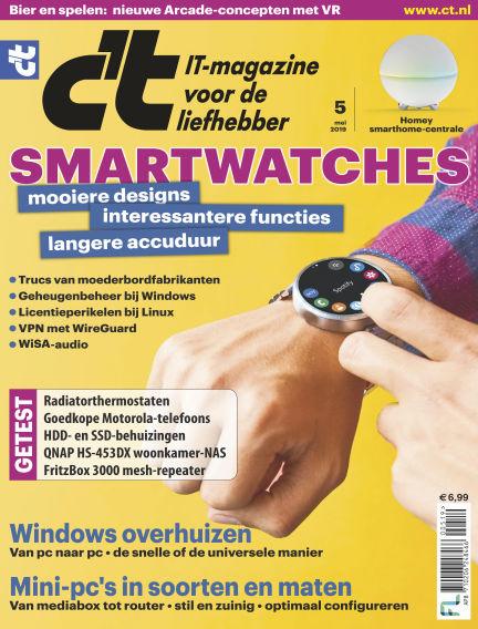 c't magazine April 16, 2019 00:00