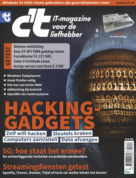 c't magazine May 28, 2019 00:00