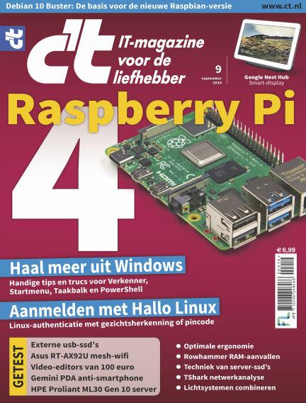 c't magazine August 13, 2019 00:00