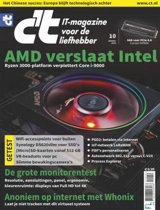 c't magazine 10-2019